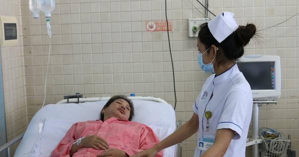 Kịp thời cứu sống bệnh nhân đột quỵ khi đang điều trị lupus ban đỏ