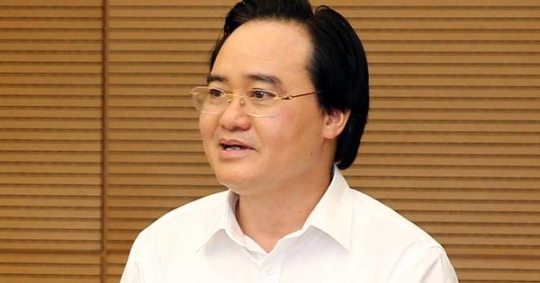Bộ trưởng Phùng Xuân Nhạ: Phương án thi tốt nghiệp THPT năm nay không thay đổi nhiều so với năm 2019