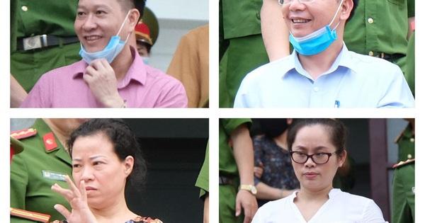 Những câu trả lời gây sốc tại phiên tòa xử gian lận điểm thi ở Hòa Bình