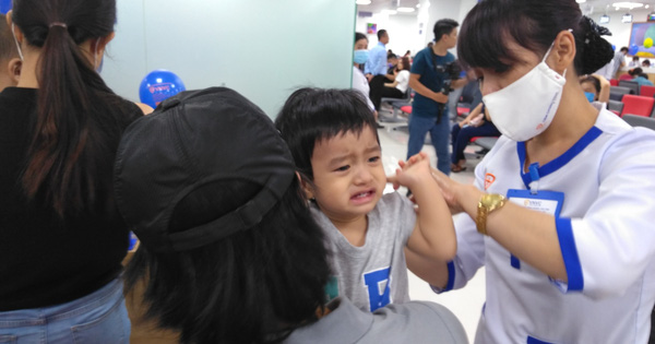 TP HCM: Trung tâm tiêm chủng VNVC Trung Sơn chính thức...