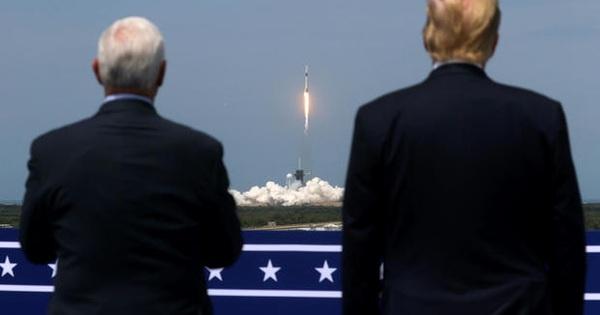 Chương mới trong kỷ nguyên du hành vũ trụ Mỹ