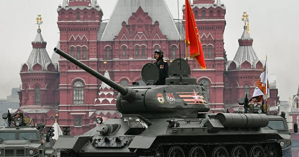 Nga hạn chế hoạt động mừng 75 năm Chiến thắng phát xít vì Covid-19
