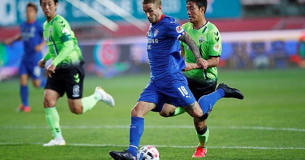 Sao 41 tuổi ghi bàn, Jeonbuk Motors thắng mở màn K-League