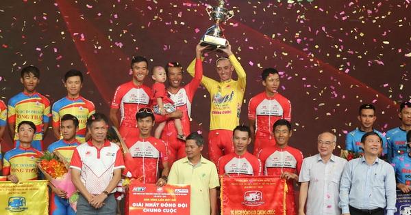 TP HCM lấy nhiều danh hiệu chung cuộc