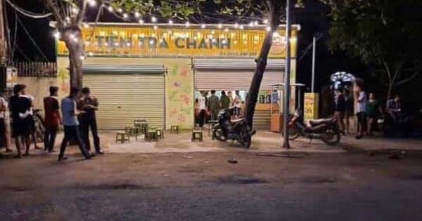 Mâu thuẫn tại quán trà chanh, 1 nam sinh 15 tuổi thiệt mạng