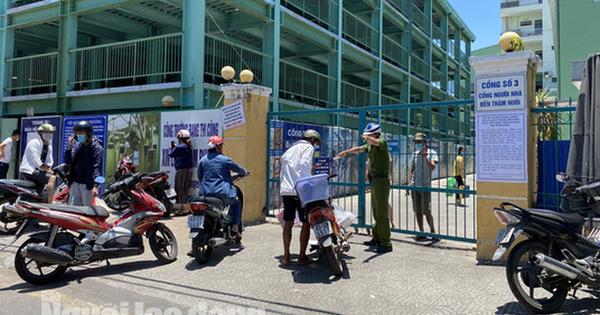 NÓNG: Đề nghị giãn cách xã hội toàn TP Đà Nẵng từ 0 giờ 27-7 phòng Covid-19