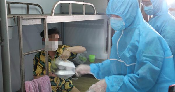 Quảng Nam đã cách ly 11 người trốn viện từ Đà Nẵng về