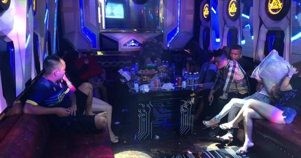 Phát hiện 83 nam, nữ thác loạn tại Bình Tân