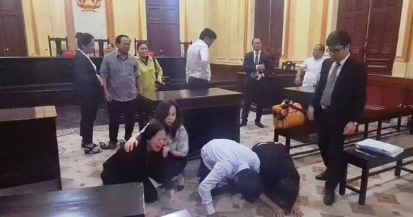 VKSND TP HCM báo cáo Viện trưởng VKSND Tối cao vụ bị đơn đòi nhảy lầu