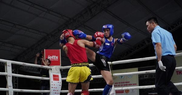 Nguyễn Trần Duy Nhất đưa đại quân đến tham dự giải vô địch Muay TP HCM 2020