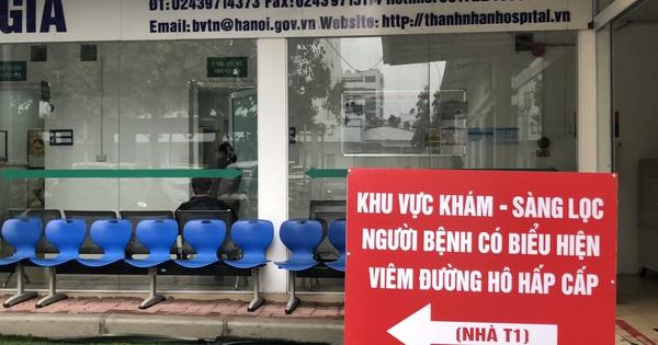 Bệnh nhân dương tính SARS-CoV-2 đã được đón tiếp, thăm khám thế nào tại 2 bệnh viện ở Hà Nội?