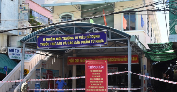 Đà Nẵng thông báo khẩn về 1 ca Covid-19 từng đi đến 2 chợ mua hàng