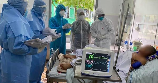 Ca mắc Covid-19 thứ 31 tử vong là nam bệnh nhân 28 tuổi ở Quảng Nam