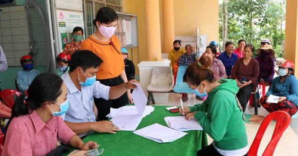 TP HCM hoàn thành việc hỗ trợ NLĐ gặp khó khăn do dịch Covid-19