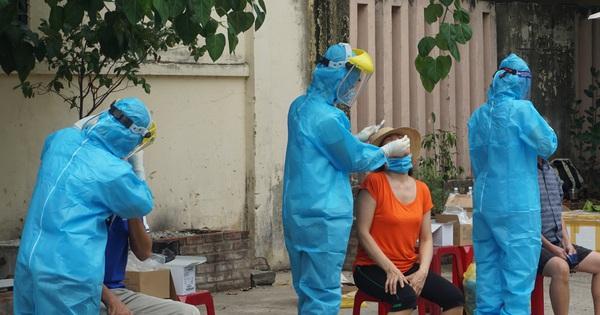 Lịch trình 15 ca Covid-19 ở Đà Nẵng: Bệnh nhân đi nhiều, tiếp xúc đông người