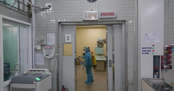 Bác sĩ ở Đồng Nai mắc Covid-19 không tham gia lớp học ở Bệnh viện Chợ Rẫy