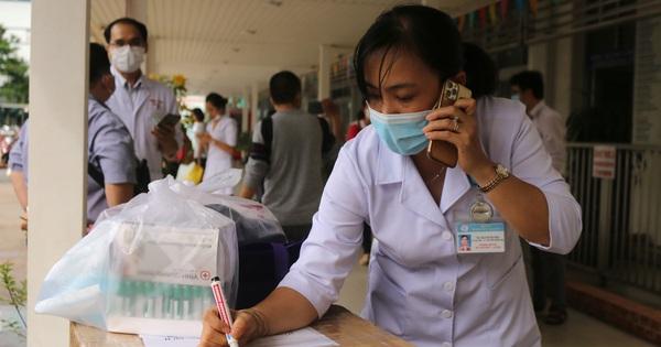 CLIP: Tâm sự của bác sĩ miền Nam trước khi vào tâm dịch miền Trung