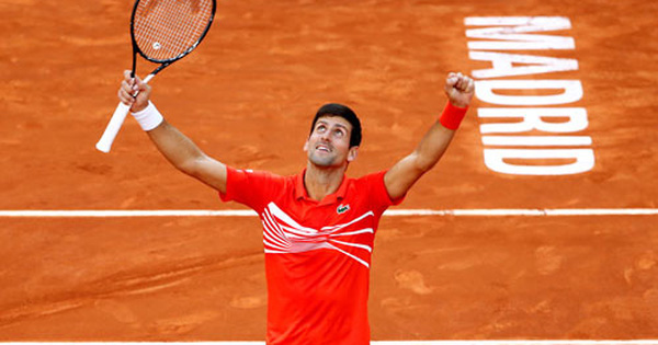 Djokovic rộng cửa giành Grand Slam thứ 18