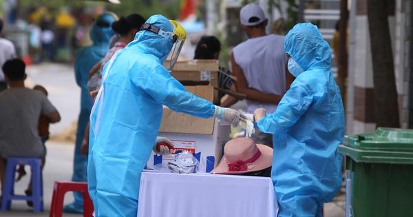Lịch trình 10 ca Covid-19 ở Đà Nẵng: Có bệnh nhân đi chợ Mới