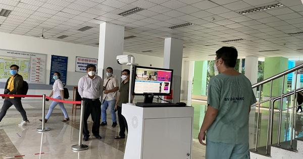 Bệnh viện Đà Nẵng khám chữa bệnh trở lại từ ngày mai, 15-9