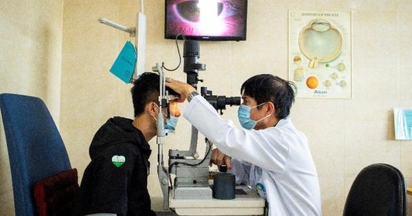 Bệnh viện đầu tiên ở miền Tây triển khai kỹ thuật xóa cận thị vĩnh viễn