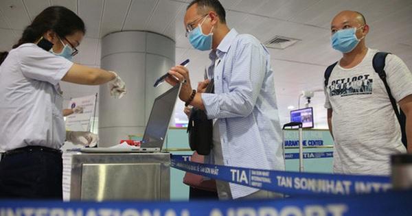 Hướng dẫn giám sát người nhập cảnh của Bộ Y tế vừa ban hành có gì mới? - kết quả xổ số phú yên