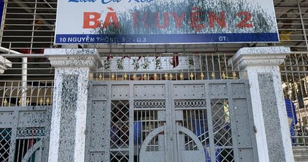 Hành trình kẻ chủ mưu tạt chất bẩn vào quán lẩu cá kèo Bà Huyện 2