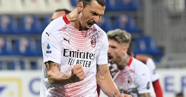 Ibrahimovic hâm nóng cuộc đua song mã Serie A