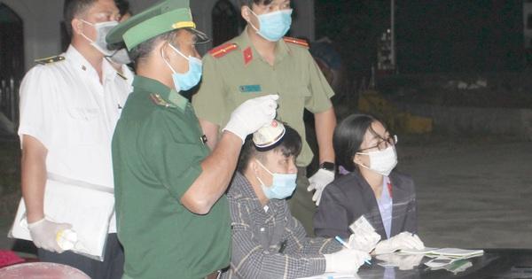 Vĩnh Long và Kiên Giang cách ly, điều tra 7 người nhập cảnh trái phép từ Campuchia