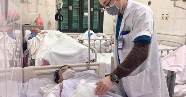 3 ngày Tết: Gần 2.000 trường hợp cấp cứu do đánh nhau