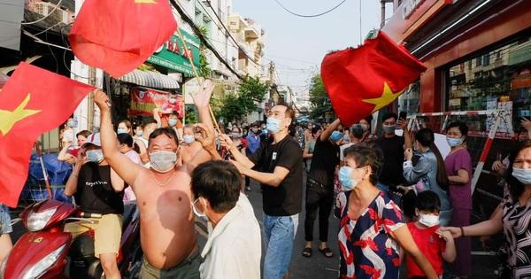 TP HCM gỡ phong tỏa con hẻm thuộc khu Mả Lạng, quận 1