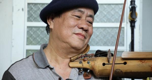Khám phá cây violin tre độc nhất vô nhị của Việt Nam