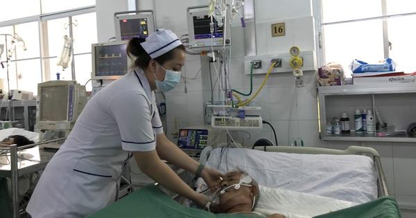 Huy động bác sĩ 5 chuyên khoa cứu bệnh nhân
