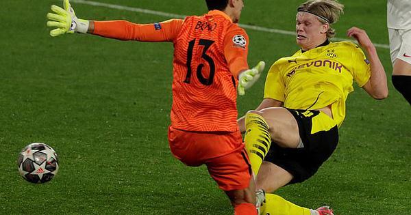Dortmund ngược dòng siêu đỉnh với Haaland, Sevilla ngã ngựa sân nhà