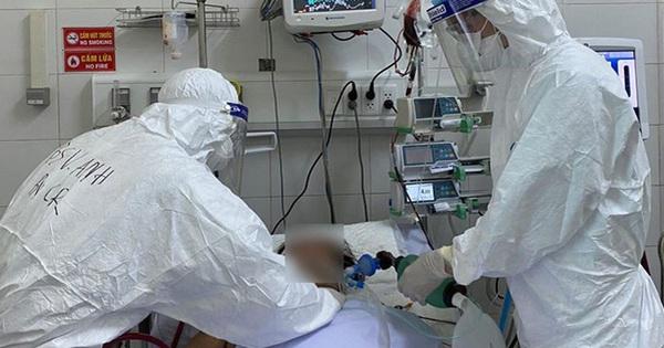 Nỗ lực cứu chữa nữ bệnh nhân Covid-19 ở Đà Nẵng nặng hơn phi công người Anh