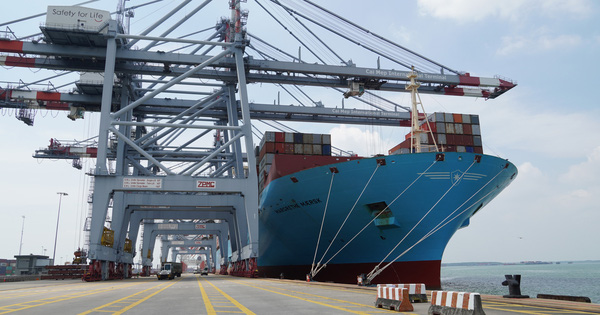Đẩy nhanh 7 dự án kết nối cảng Cái Mép - Thị Vải