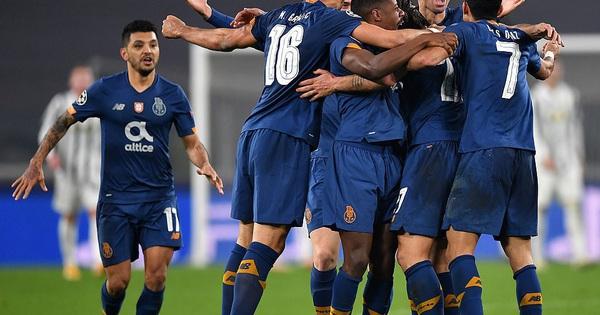 Ngược dòng thảm hại tại Turin, Juventus thua tan tác ở Champions League