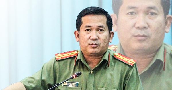"""NÓI THẲNG: Đại tá Đinh Văn Nơi và 20 tỉ đồng để """"bứng ghế"""""""