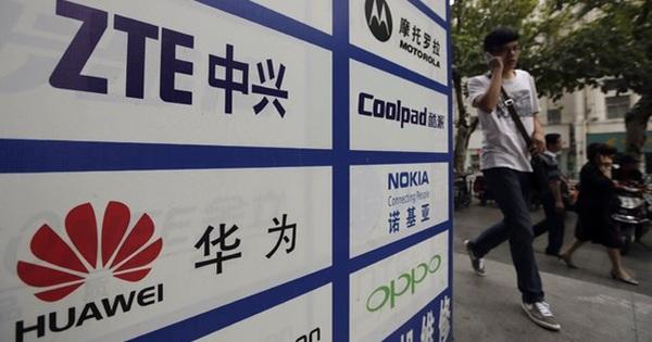 """Mỹ quyết """"đánh chặn"""" công nghệ Trung Quốc?"""
