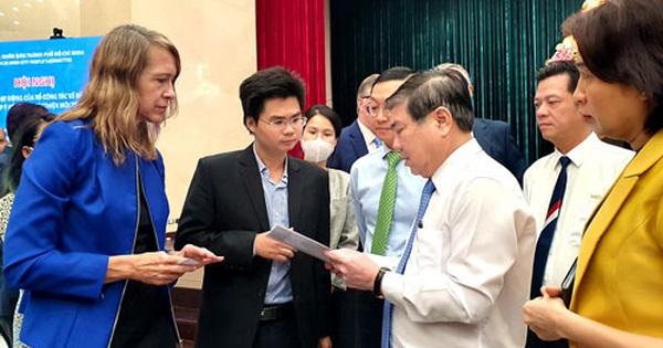 TP HCM nỗ lực cải thiện môi trường đầu tư