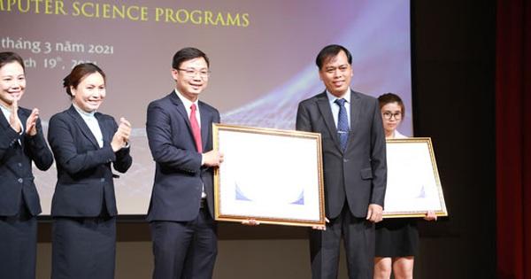 Trường ĐH đầu tiên của Việt Nam đạt kiểm định chất lượng IACBE