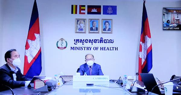 Việt  Nam đề xuất đưa bác sĩ và hỗ trợ 800 máy thở giúp Campuchia chống dịch Covid-19