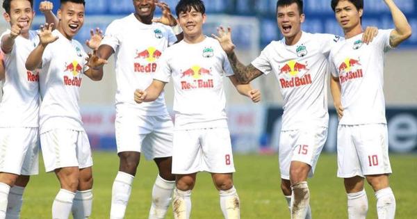 Minh Vương tạo siêu phẩm giúp CLB HAGL nối dài chuỗi 8 trận thắng
