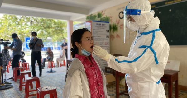 Đà Nẵng: Một công nhân KCN An Đồn dương tính SARS-CoV-2, chưa rõ nguồn lây