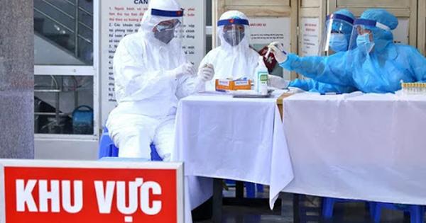 Lịch trình ca dương tính SARS-CoV-2 mới nhất liên quan đến bác sĩ Bệnh viện Phổi