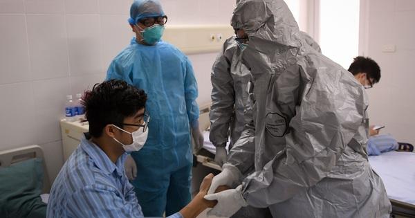 Bệnh nhân Covid-19 tấn công nữ điều dưỡng tại Bệnh viện Bệnh nhiệt đới