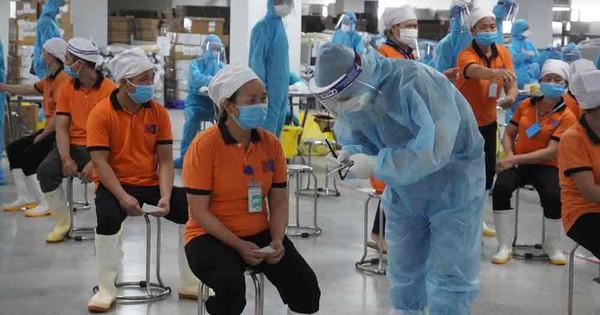 Thêm 79 ca dương tính SARS-CoV-2, xuất hiện ổ dịch mới trong khu công nghiệp