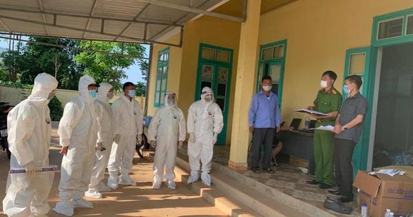 Thêm 4 ca dương tính SARS-CoV-2 liên quan tới nữ kế toán ở Điện Biên