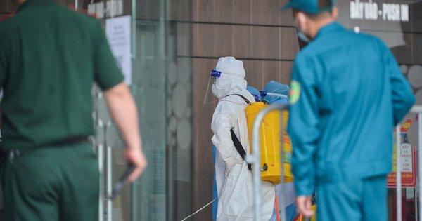 Ca dương tính SARS-CoV-2 ở Royal City từng đến ngân hàng, phòng tập, chơi golf