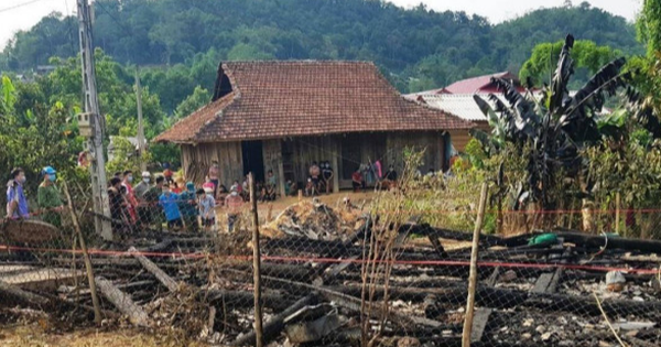 Cháy nhà ở tâm dịch Covid-19, bé trai 7 tuổi tử vong
